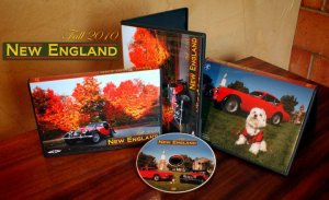 Art work for New England DVD 2