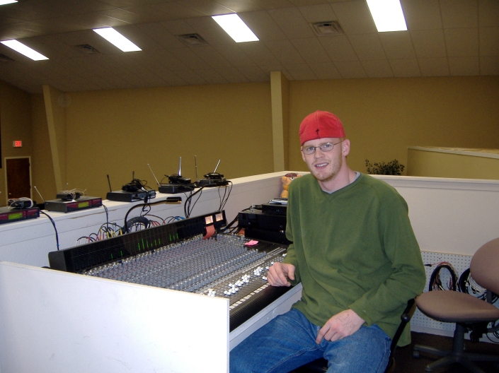 Audio Mix at Bayshore Bible 2003